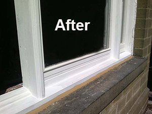 after window repair matteson