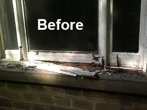 before window repair Northbrook, IL